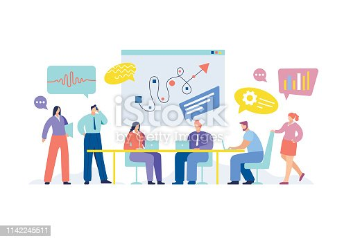 istock Business meeting 1142245511