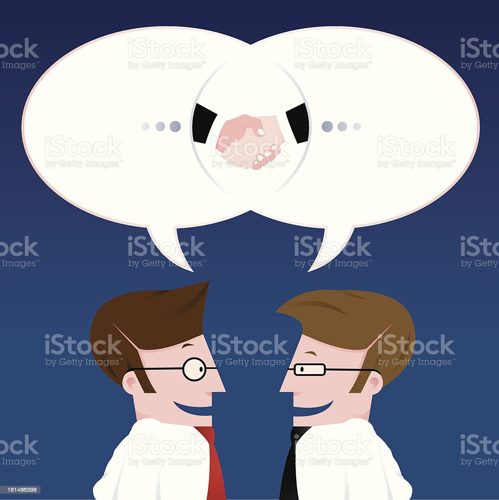 Business Meeting royalty-free business meeting stock vector art & more images of adult