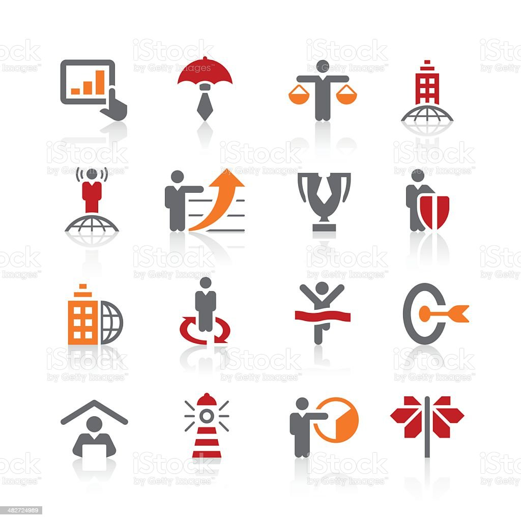 Business metaphors | alto series vector art illustration
