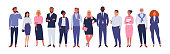 istock Business multinational team. 1185646487