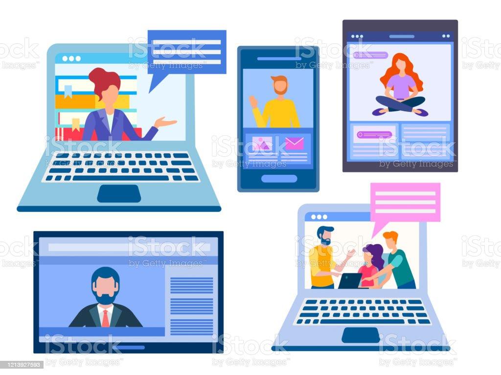 négociation de cours en ligne