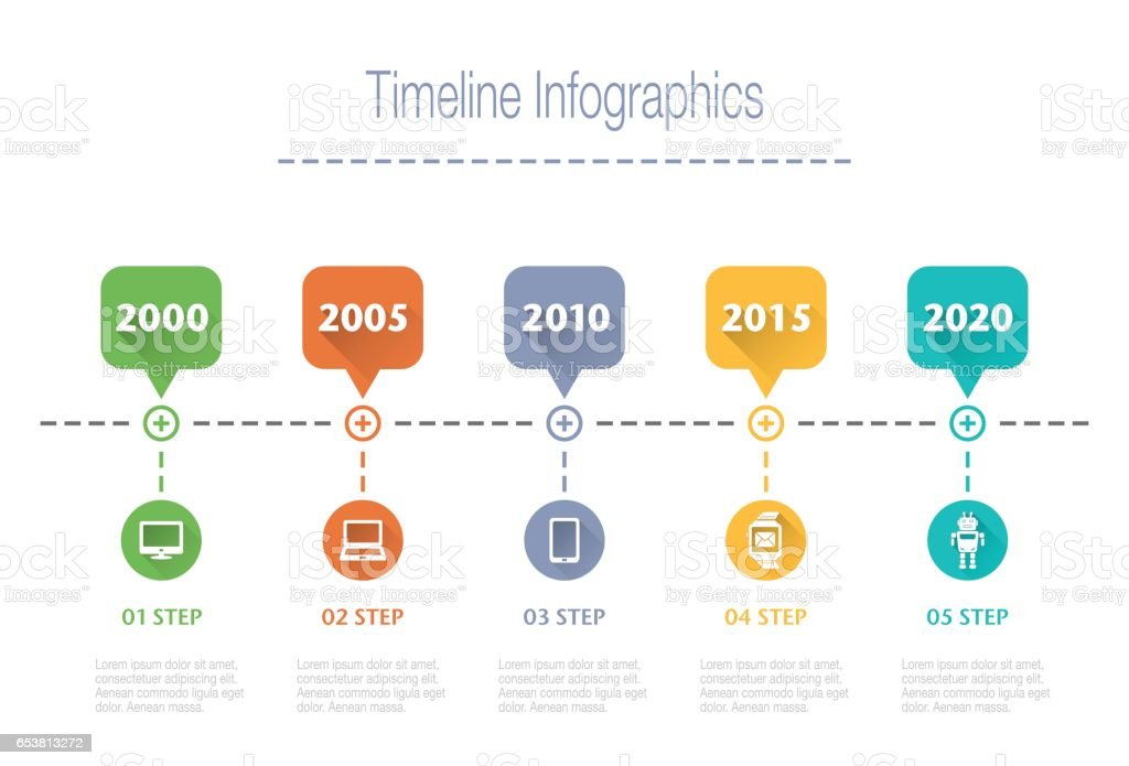 Business overview visualization timeline infographic data business business overview visualization timeline infographic data business template for presentation royalty free wajeb Images