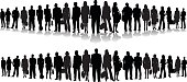 Business People Header Triangle
