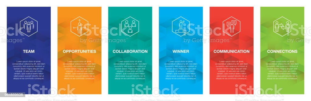 Business People Infographic Icon Set royalty-free business people infographic icon set stock vector art & more images of abstract