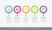 Business People Infographic