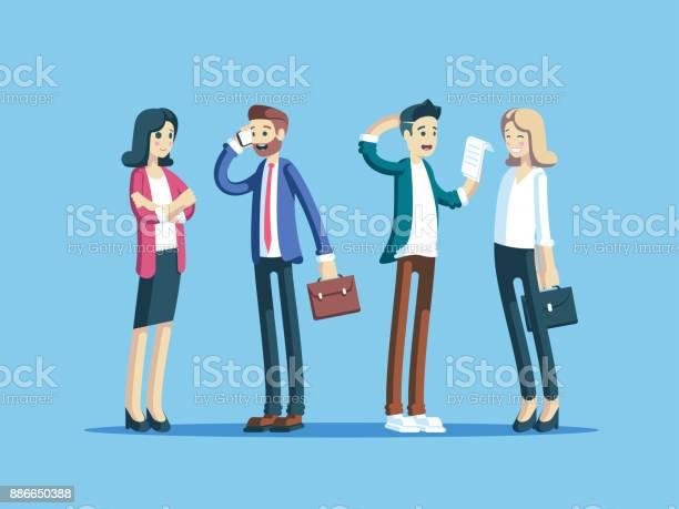 Business people standing vector id886650388?b=1&k=6&m=886650388&s=612x612&h=ut8fvaesiibayghhgwbew03xyi4s0ppa4rljlmewreq=