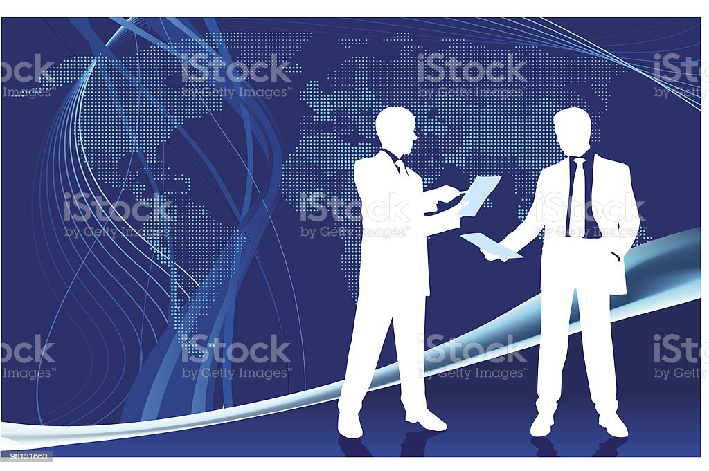 Business People. royalty-free business people stock vector art & more images of adult