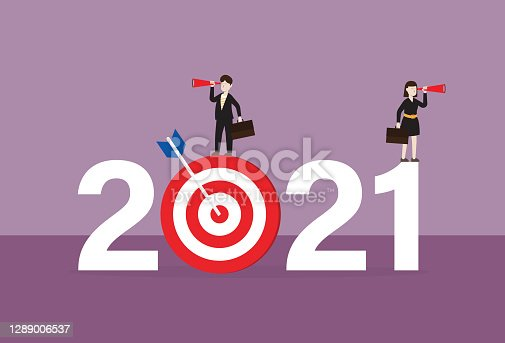 Achievement, Aiming, Happy New Year, Resolution, Business resolution, Business target, Aspiration, Goal, New year resolution
