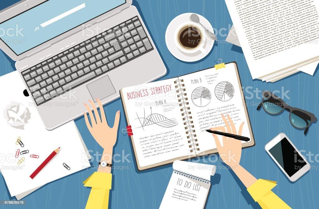 İş planlaması royalty-free İş planlaması stok vektör sanatı & aranmak'nin daha fazla görseli