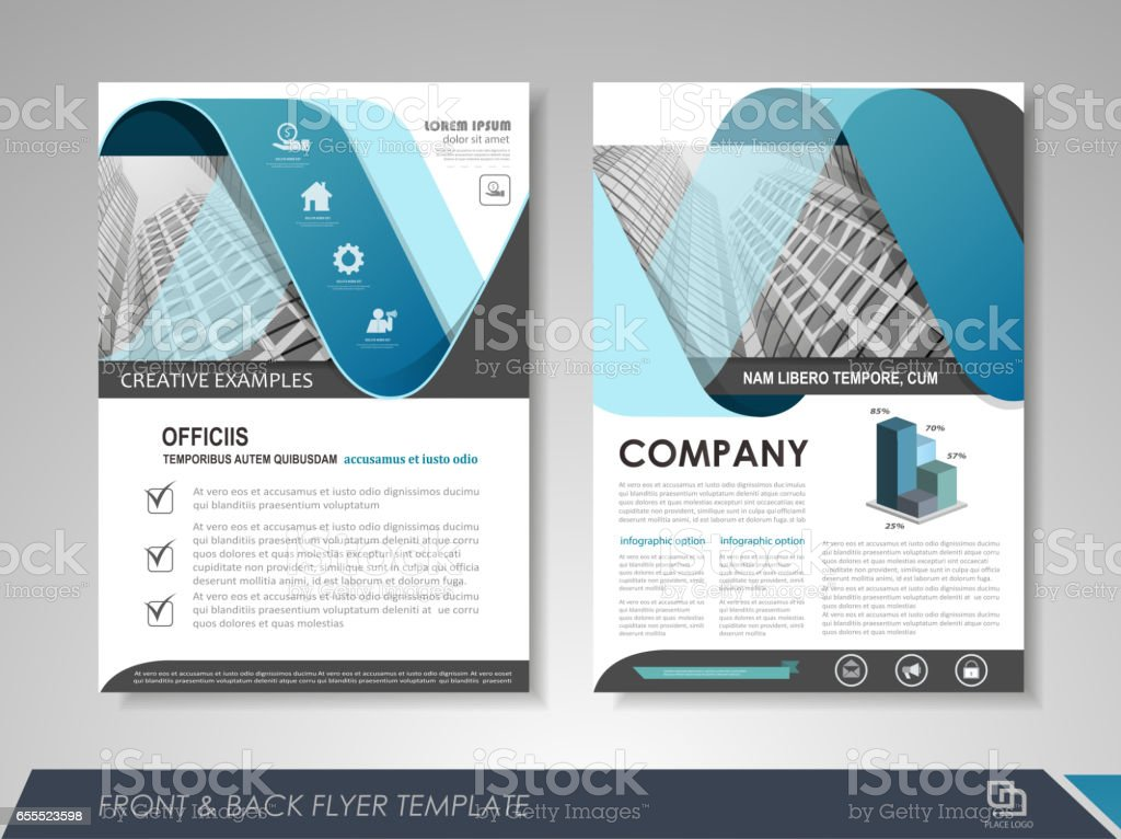 business poster stock vector art more images of abstract 655523598