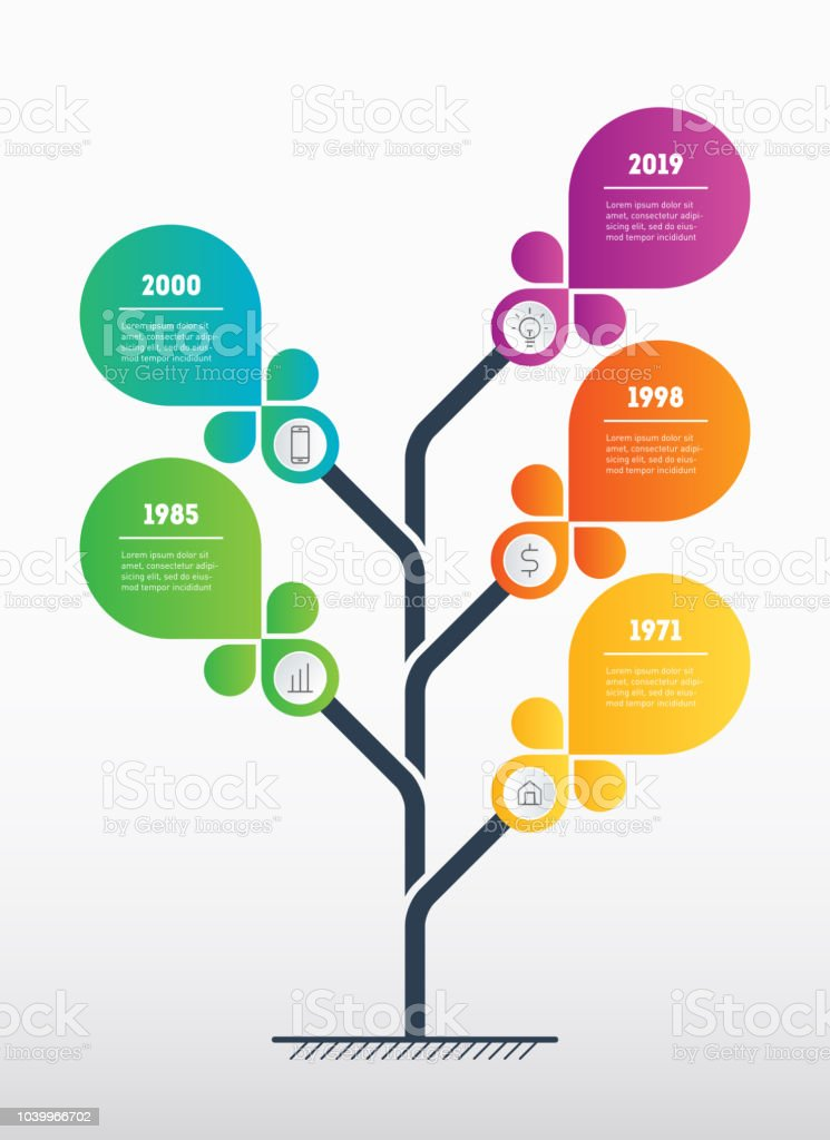 Business presentation concept with 5 options web template of tree business presentation concept with 5 options web template of tree info chart or diagram friedricerecipe Choice Image