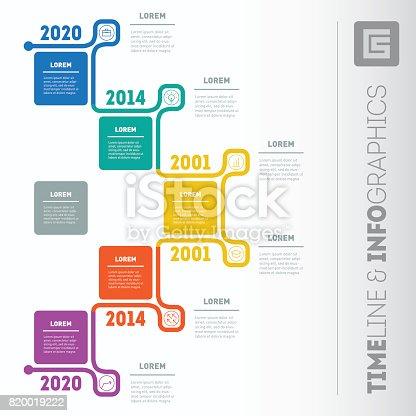 table timeline template for website development design project