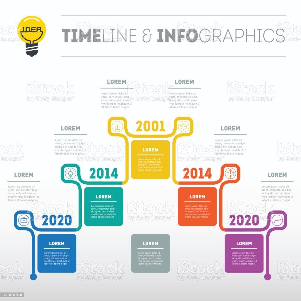Timeline Website Templates Themes Free Premium Templates - Timeline website template