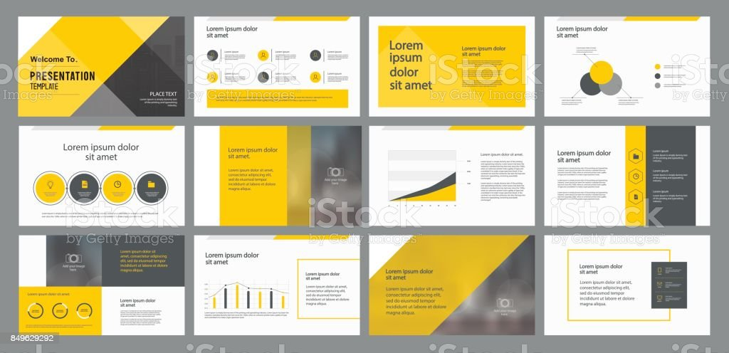 Business presentation template design and page layout design for business presentation template design and page layout design for brochure book magazineannual wajeb Gallery