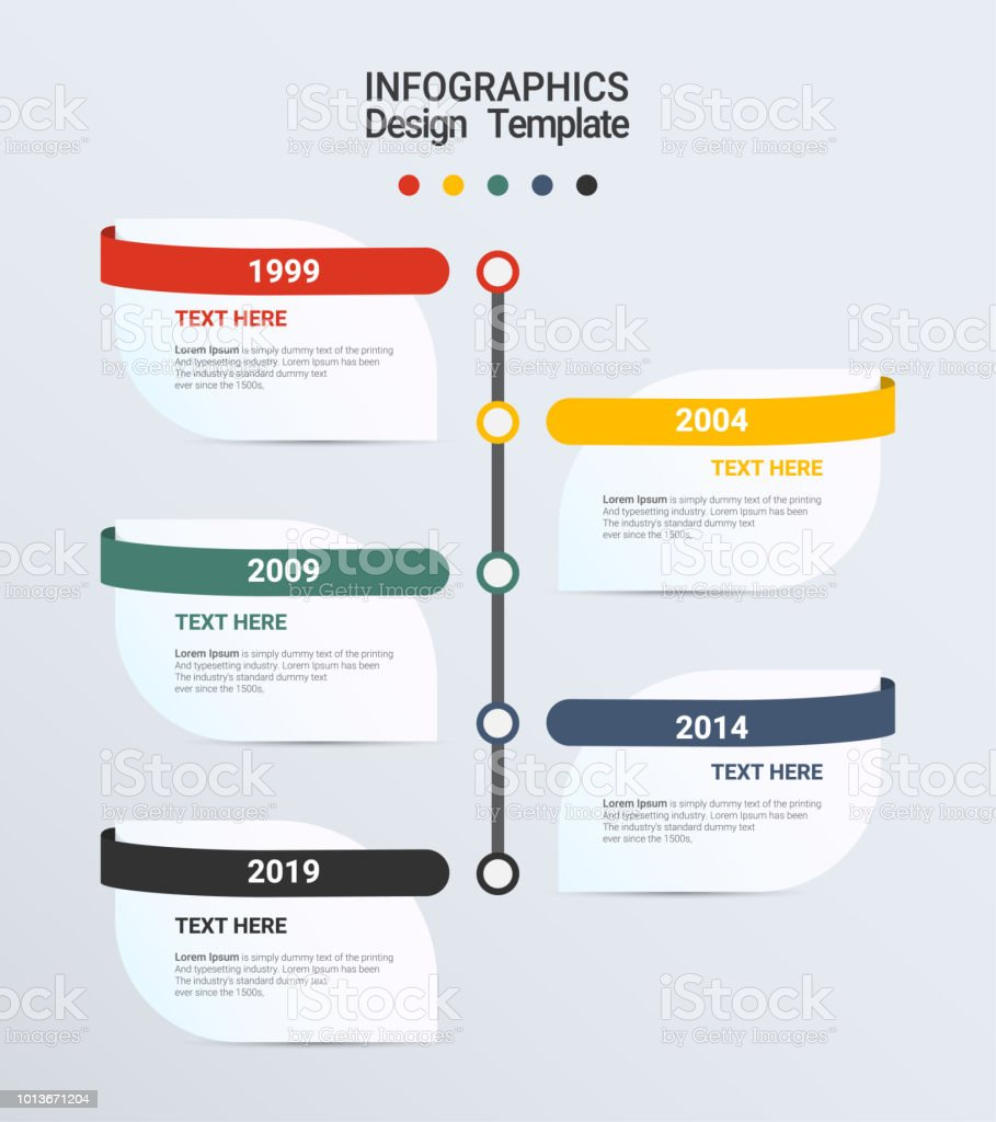 Business process infographics timeline with 3 steps and options business process infographics timeline with 3 steps and options design template royalty wajeb Images