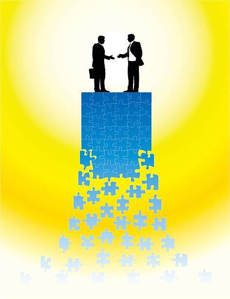 Business Promotion ~ Vector vector art illustration