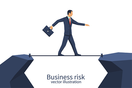 Business risk rope