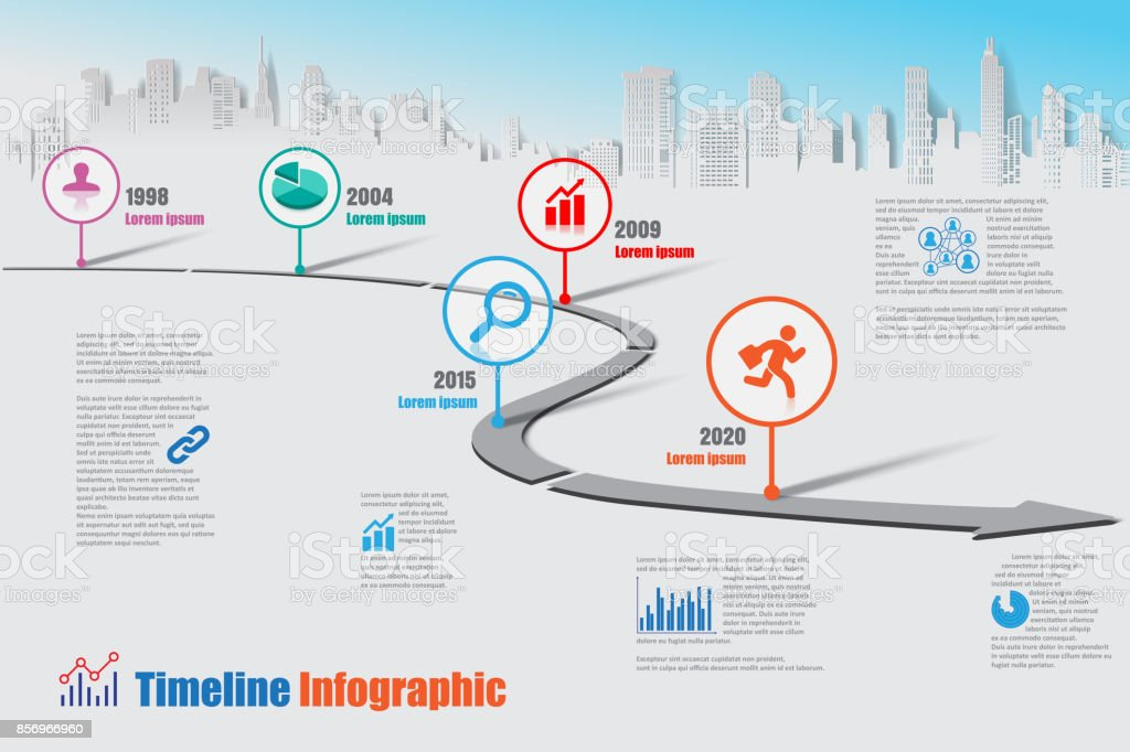 Business road map timeline infographic vector illustration arte business road map timeline infographic vector illustration business road map timeline infographic vector illustration ccuart Choice Image