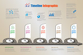 Business road map timeline infographic icons designed for abstract background template milestone element modern diagram process technology digital marketing data presentation chart Vector illustration