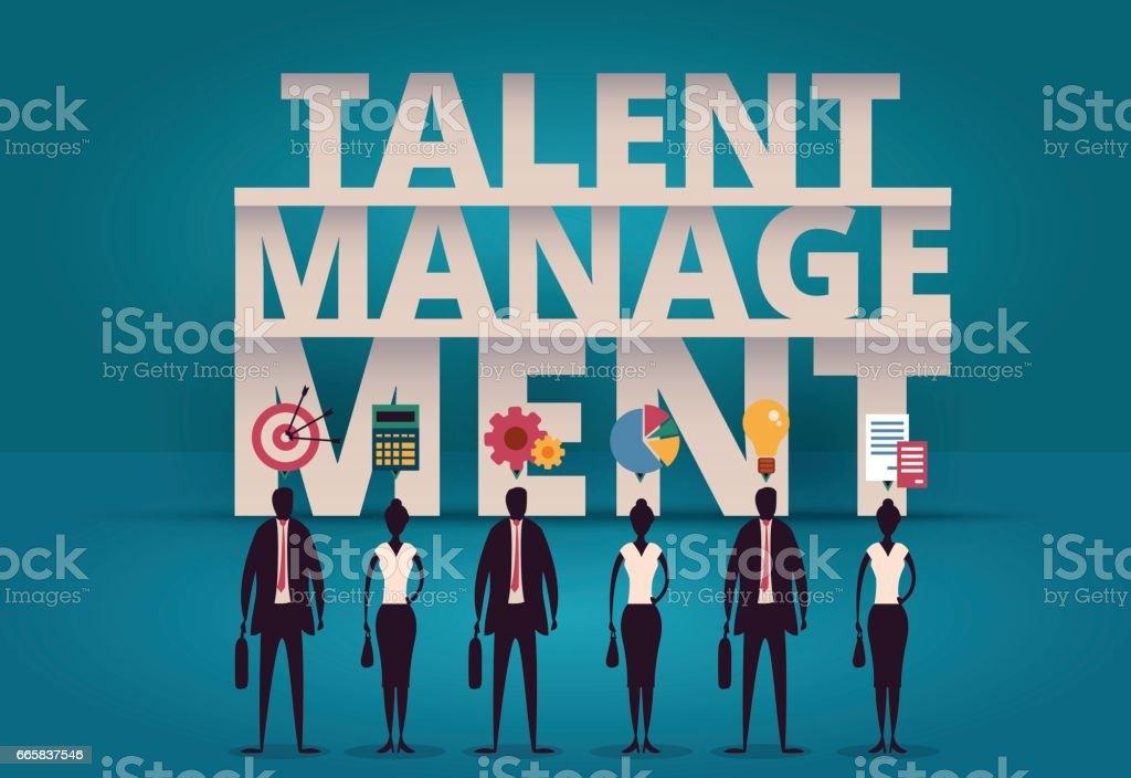 Adult talent management