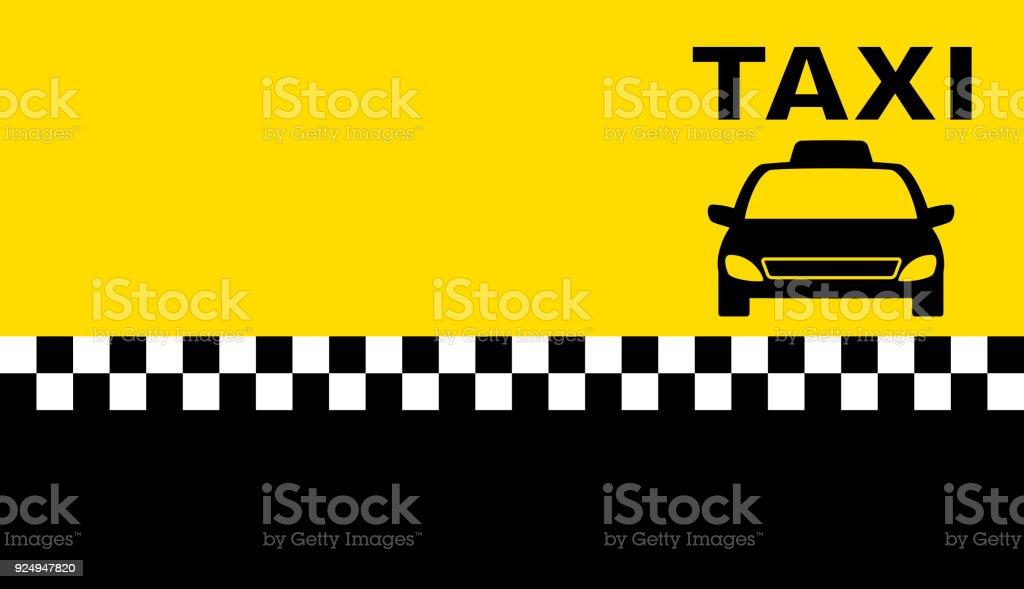 Carte De Visite Taxi Cliparts Vectoriels Et Plus D Images