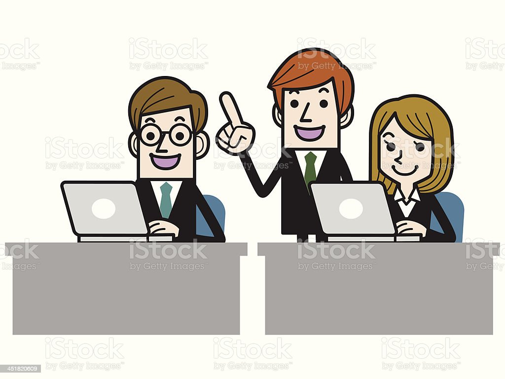 Business team royalty-free business team stock vector art & more images of 20-24 years