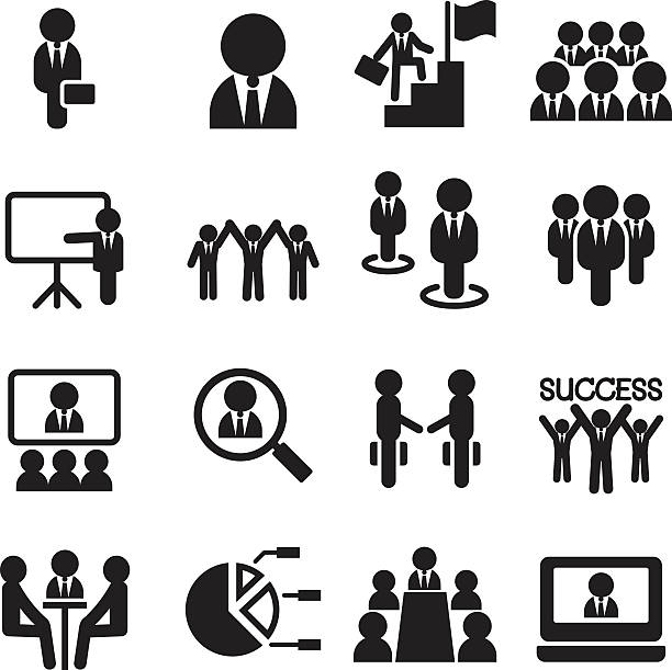 Royalty Free New Hire Training Clip Art, Vector Images ...