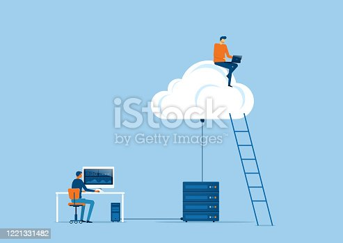 1054713428 istock photo business technology storage cloud computing service concept with developer team working 1221331482