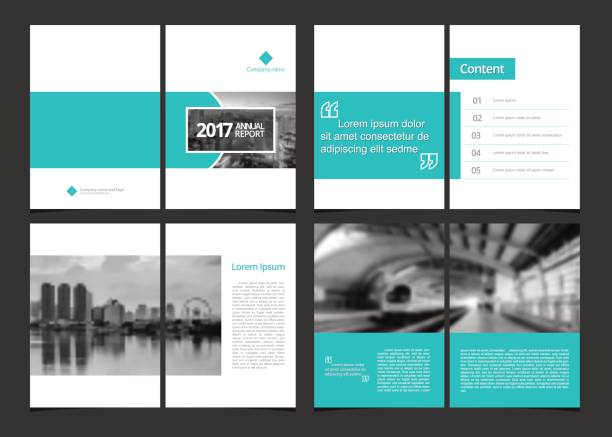 Royalty free template booklet design cover and inside for Architectural design magazine free download