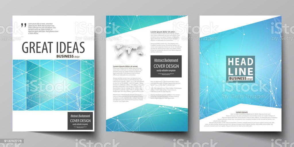 Modèles Daffaires Pour Brochure Magazine Flyer Brochure