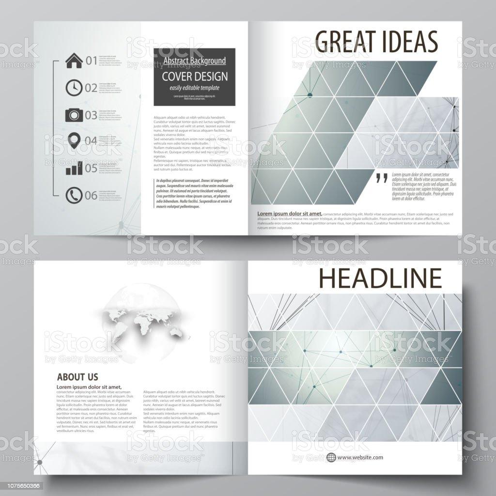 Businessvorlagen Für Platzgestaltung Bi Falten Broschüre