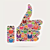 istock Business Thumb Up 535072327