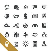 Business tools Icons - Select Series