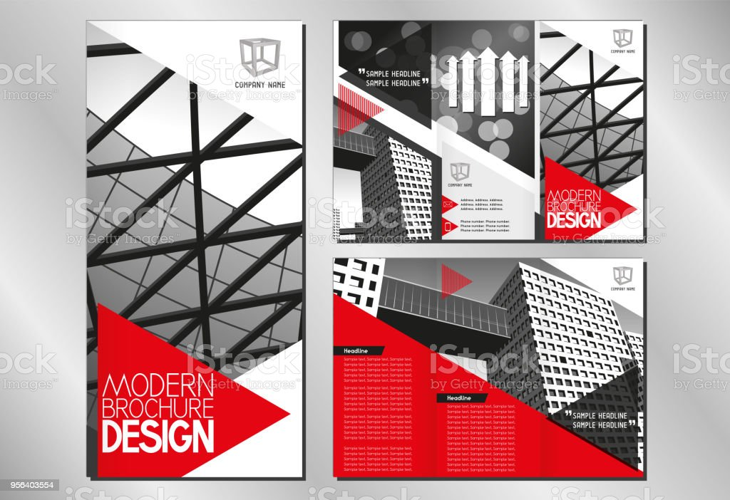 business trifold brochure flyer template dl format royalty free business trifold brochure flyer