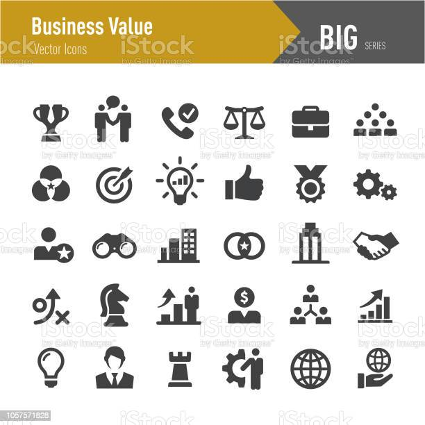 Business value icons big series vector id1057571828?b=1&k=6&m=1057571828&s=612x612&h= 5qfjfjz wuowrqaefju3wht3j whqvzwfyr zx fza=