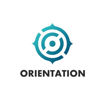 Business vector design element, orientation, point of view