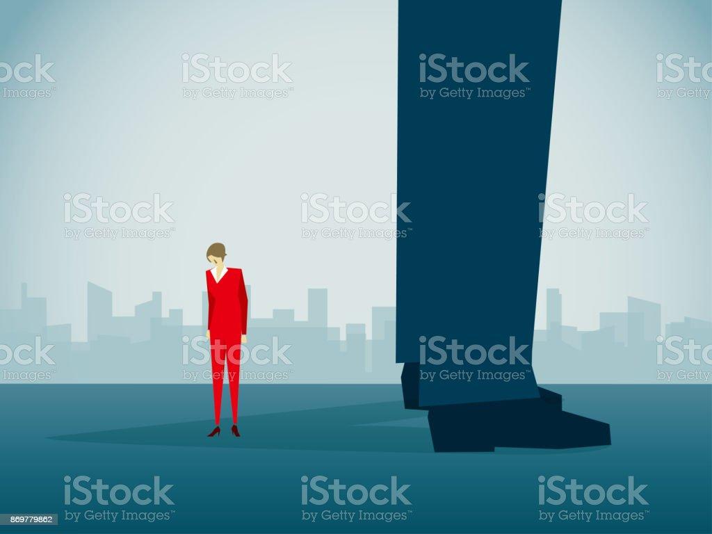 De negocios - ilustración de arte vectorial