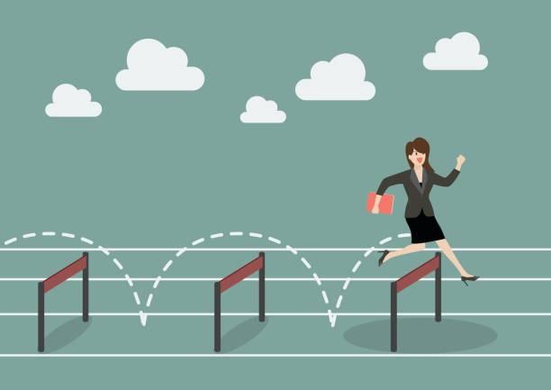 Top 60 Hurdle Clip Art, Vector Graphics and Illustrations ...