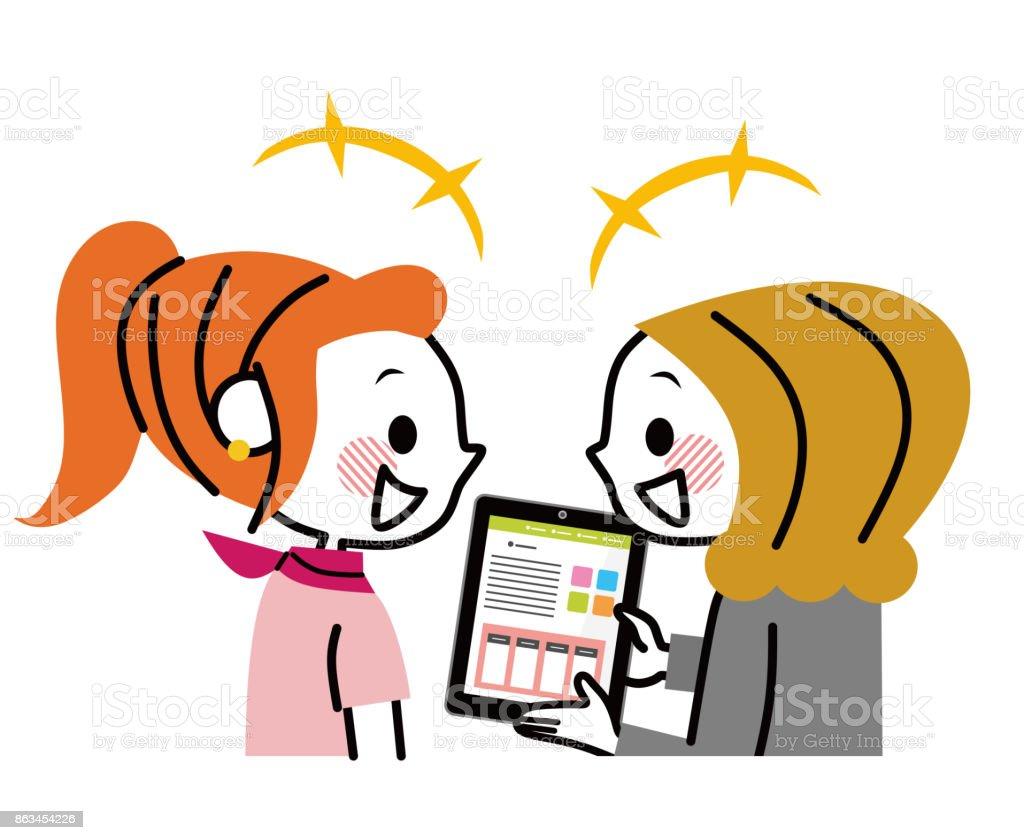 royalty free customer satisfaction clip art vector images rh istockphoto com