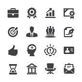 Business Work Icons - Acme Series