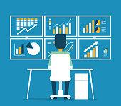 Data monitoring and analysis