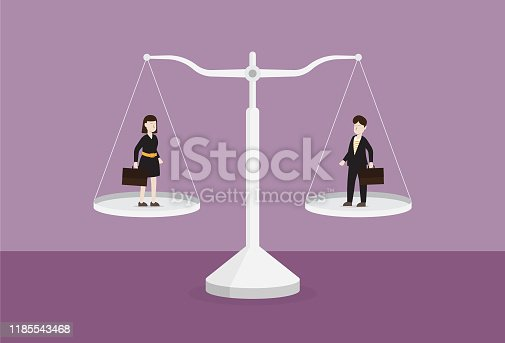 Gender Equality, Adult, Balance, Weight Scale