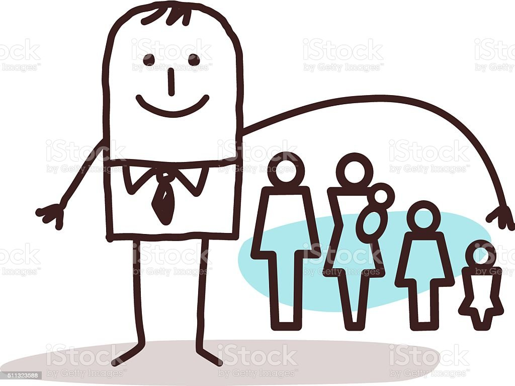royalty free businessman and life insurance clip art vector images rh istockphoto com insurance images clipart medical insurance clip art