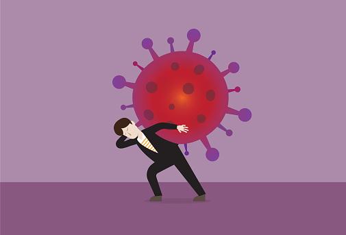 Home finance, Coronavirus, Bacteria, COVID-19, Outbreak, Banking, Bankruptcy, Crisis, Economic depression, Cash flow