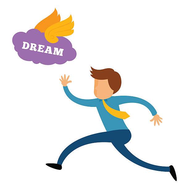 Royalty Free Clip Art Of Follow Your Dream Clip Art ...