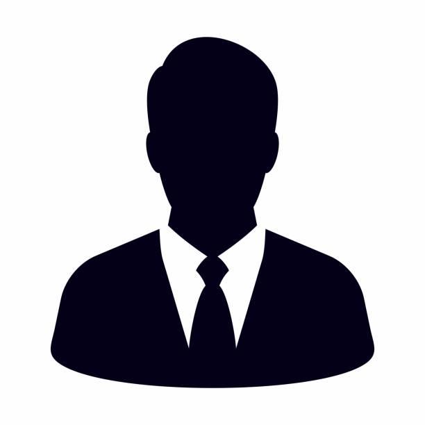 ilustrações, clipart, desenhos animados e ícones de ícone do empresário - business man