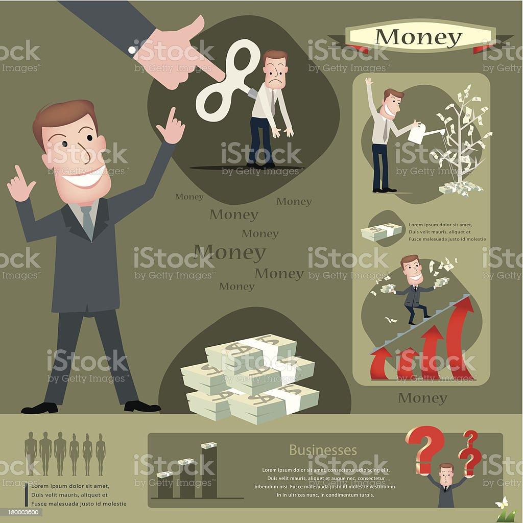 사업가 infographics.vector 일러스트 royalty-free 사업가 infographicsvector 일러스트 걷기에 대한 스톡 벡터 아트 및 기타 이미지