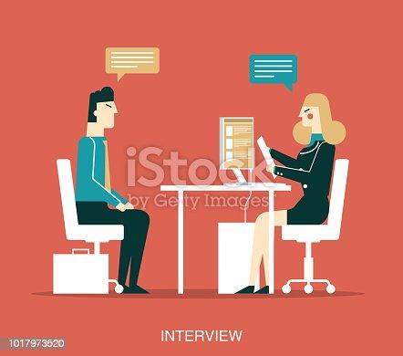 Businessman - Interview