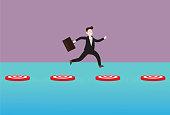 Business target, Problem, Salesman, Business plan, Aiming