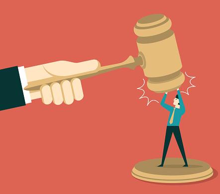 businessman - Legal System